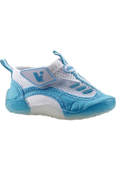 Vicco 211.E.209 Mavi Aqua Havuz Plaj Erkek Çocuk Deniz Ayakkabısı