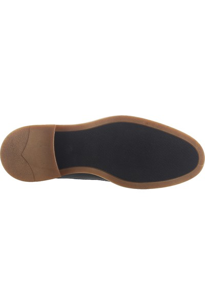 Pierre Cardin P1026 Siyah Termo % 100 Deri Erkek Bot Ayakkabı