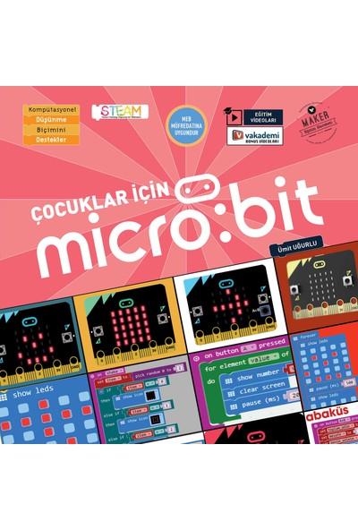 Çocuklar için Micro:Bit (Eğitim Videolu)