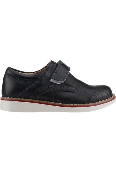 Fibinacci St658 Laci Günlük Sünnetlik Okul Erkek Çocuğu Ayakkabı