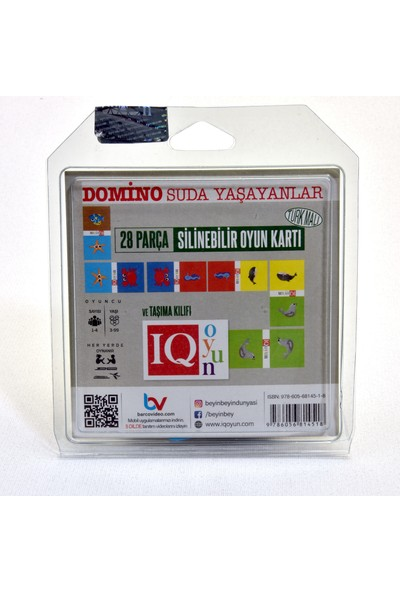 Beyin Bey Domino: Suda Yaşayanlar