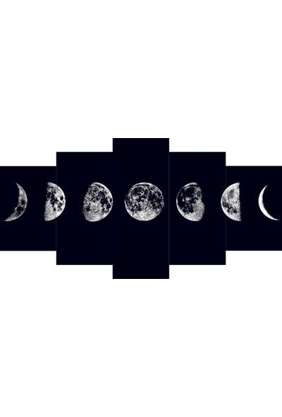 Reti̇Color Ay Geçişli Mdf Tablo
