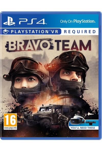 Bravo Team VR PS4 Oyun