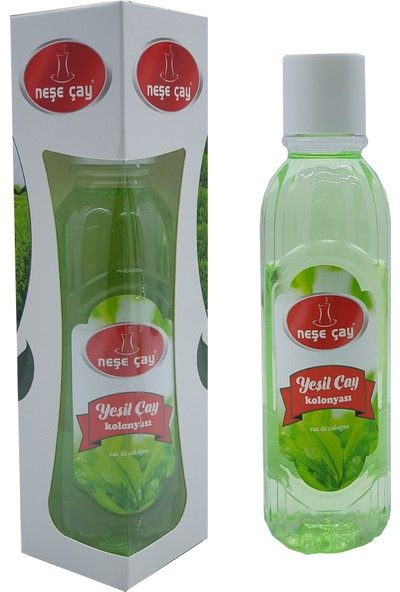 Neşe Çay Yeşil Çay Kolonyası Kutulu 260 ml