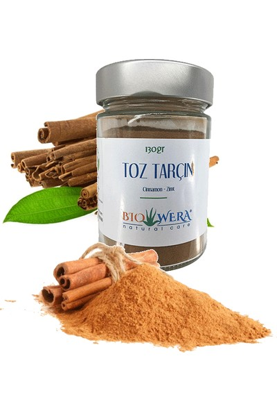 Biowera Naturel Care - Toz Tarçın