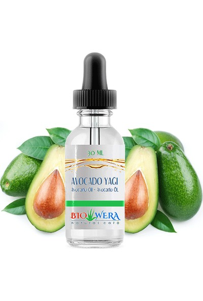 Biowera Naturel Care - Avocado Yağı