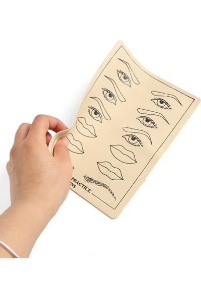 Ymr Kalıcı Makyaj Pratik Uygulaması İçin (Kaş, Göz Ve Dudak) Lateks (4 Adet)