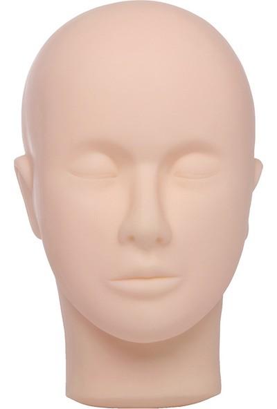 Ymr Kalıcı Makyaj Pratiği İçin Manken Başı
