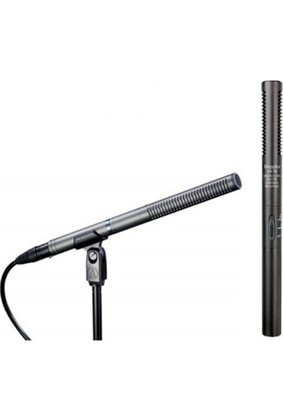 Doppler Cn-75 Condenser Geniş Alan Koro Mikrofonu