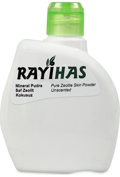 Rayihas Mineral Pudra Kokusuz