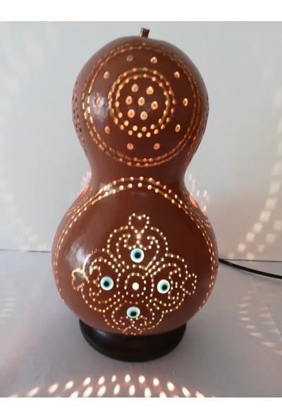 Alpha Tasarım Su Kabağı Lamba