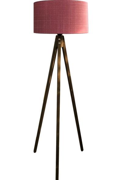 Bk Lighting Pink 3 Ayak Tripod Lambader