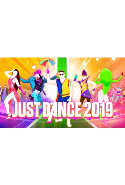 Just Dance 2019 PS4 Oyun