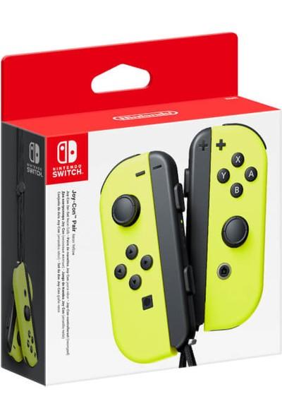Nintendo Switch Joy-Con Controller İkili Sarı