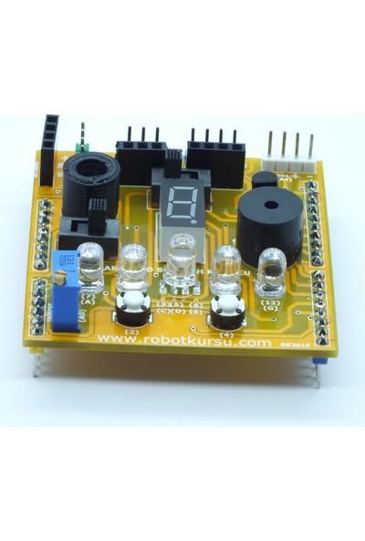 Makers Dükkan Arduino Scratch Modülü