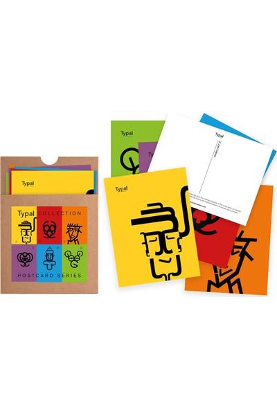 Typal Collection Kartpostal Seti