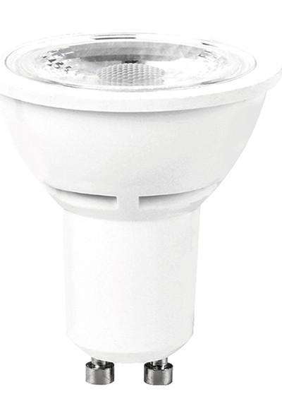 Fsl Led Ampul Gu10 Spot 6W 520Lm 6500K Beyaz Işık