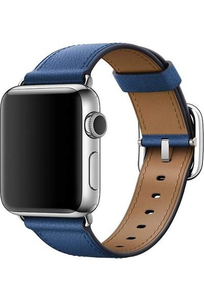 Apple Watch 42mm Safir Mavisi Tokalı Klasik Kordon - MPX22ZM/A