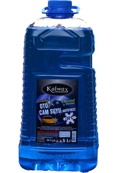 Kalwax Cam Suyu Antifrizi 5 lt. Parfümlü