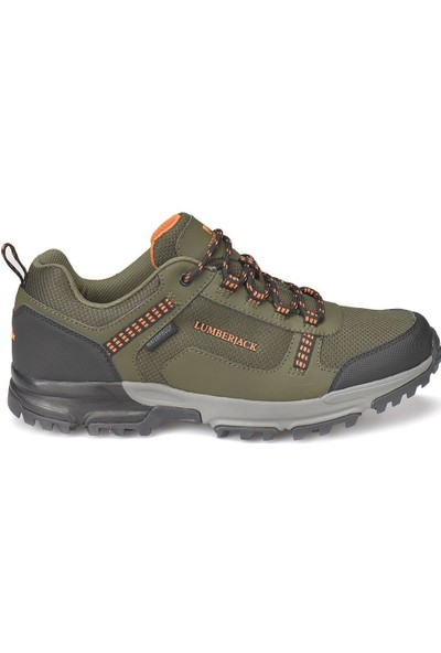 Lumberjack Seton Haki Erkek Ayakkabı