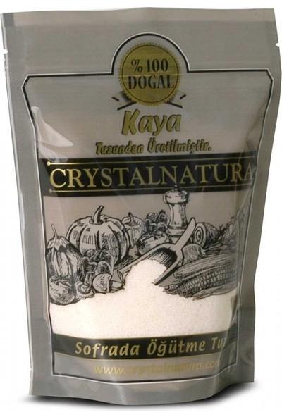 Crystalnatura Çankırı Kaya Tuzu Öğütülmüş 500 gr