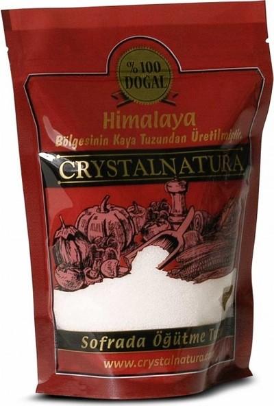 Crystalnatura Himalaya Tuzu Beyaz Öğütülmüş 500 gr