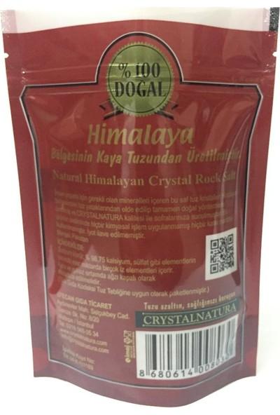 Crystalnatura Himalaya Tuzu Pembe Granül 500 gr