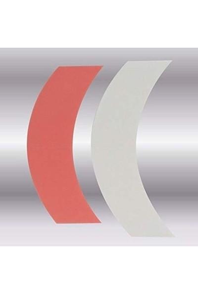 Walker Tape Sensi-Tak Kırmızı Protez Saç Bandı