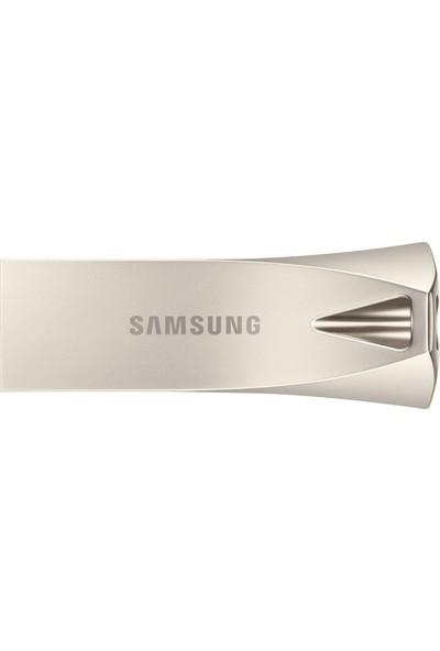 Samsung Bar Plus 64GB 200/30MB/s USB 3.1 USB Bellek Gümüş MUF-64BE3/APC