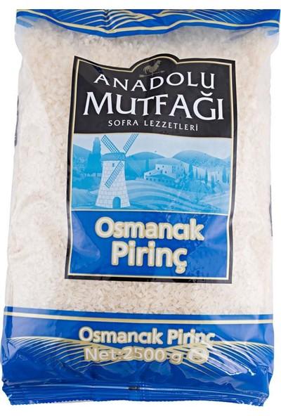 Anadolu Mutfağı Osmancık Pirinç 1kg