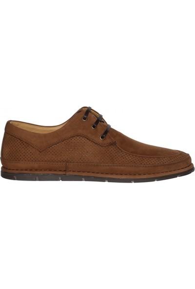 Dr Flexer 011303 Erkek Comfort Ayakkabı Taba