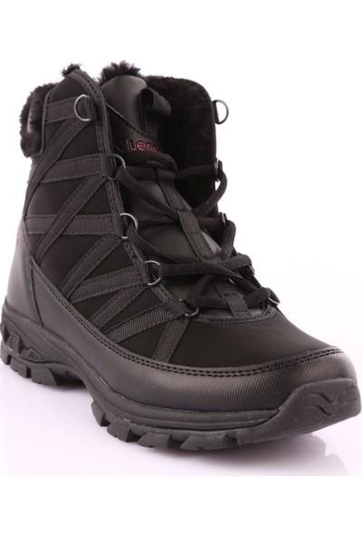 Lescon 18Kac006201F Çocuk L-6201 Trekkıng Bot Ayakkabı Siyah