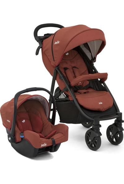 Joie Litetrax 4 Travel Sistem Bebek Arabası