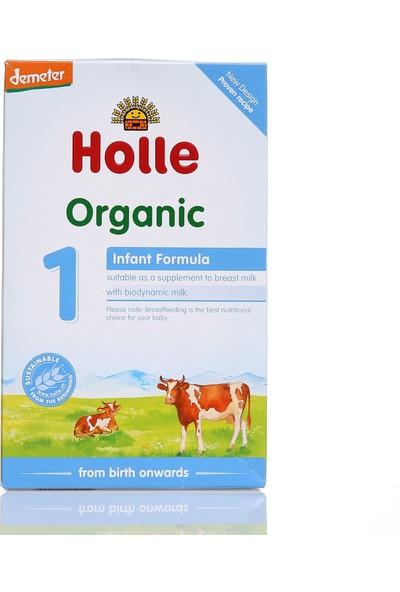 Holle 1 Organik Bebek Sütü 400 gr