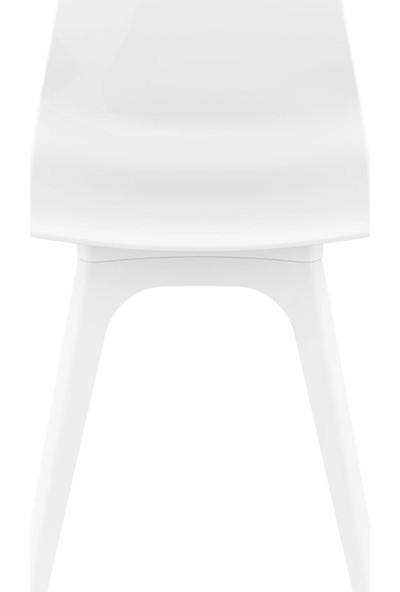 Siesta 096 Allegra PP Contracter Serisi Sandalye