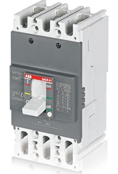 Abb 1Sda066732R1 - Formula 36Ka 125A Kompakt Şalter