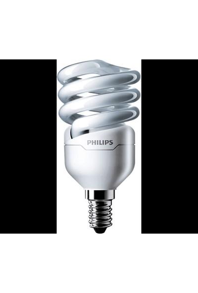 Philips Economy Twister 12W E14 2700K Spiral Tasarruf Ampulü Sıcak Beyaz