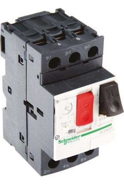 Schneider Electric Gv2Me08 - Gv2 Serisi Motor Koruma Şalteri 2,5-4A