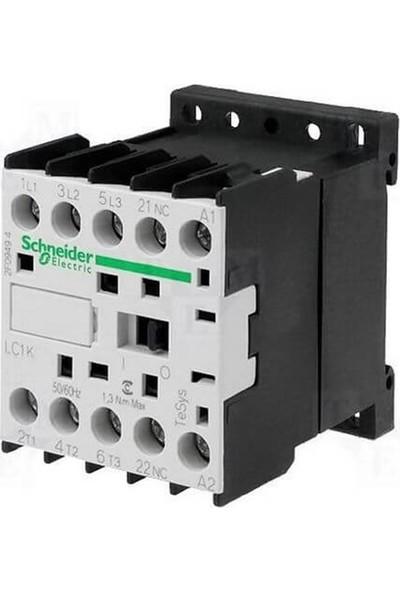 Schneider Electric Lc1K0910M7 - 4Kw 9A 220V 1Na Ac Mini Kontaktör