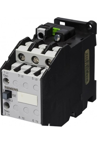 Siemens 3Tf4210-0Ap0 - 7,5Kw 16A 230V-Ac Kontaktör