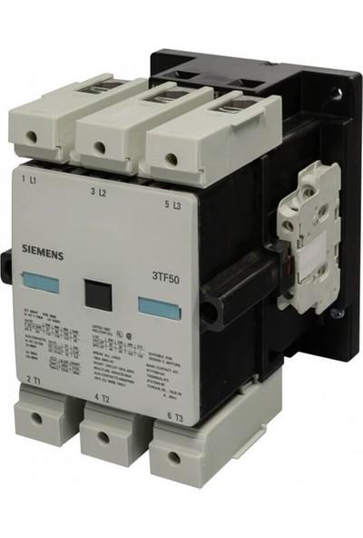 Siemens 3Tf5022-0Ap0-Za01 - 55Kw 110A 230V-Ac Kontaktör