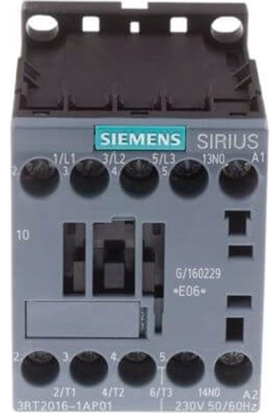 Siemens 3Rt2016-1Ap01 - 4Kw 230V-Ac Sirius Kontaktör