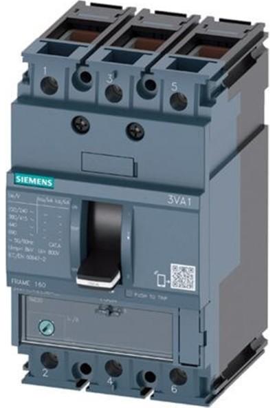 Siemens 3Vm1010-3Ed32-0Aa0 - Sentron 3Vm 3 Kutuplu Kompakt Şalter 25 Ka 100A Sabit