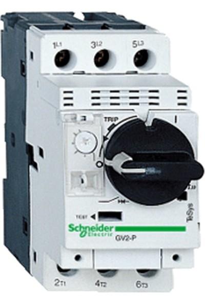 Schneider Electric Gv2P10 - Gv2 Serisi Motor Koruma Şalteri 4-6,3A