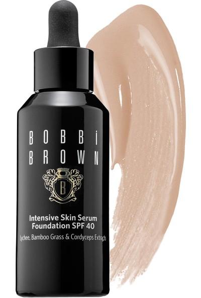 Bobbi Brown Intensive Skin Serum Foundation spf 40 Golden 6