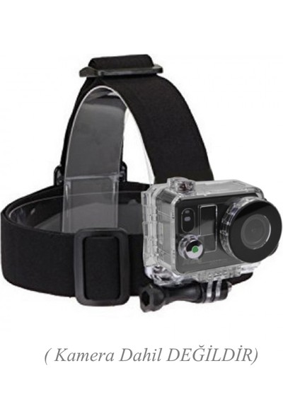 Aee Ve Gopro Aksiyon Kameraları İçin Aee B10 Kafa Bantlı Kayış