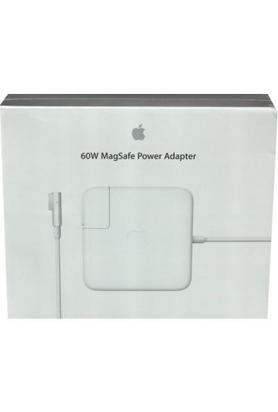 Apple 60W Magsafe Güç Adaptörü (Macbook Ve 13 İnç Macbook Pro İçin) Tr Uyumulu Mc461Ch/A