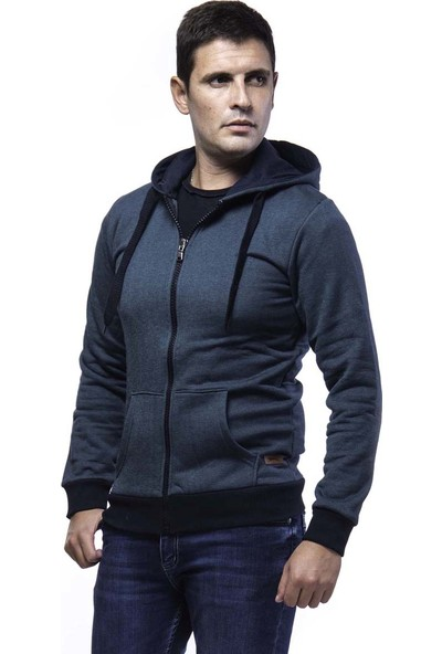 Slazenger Kenny Erkek Sweat Shirt Haki
