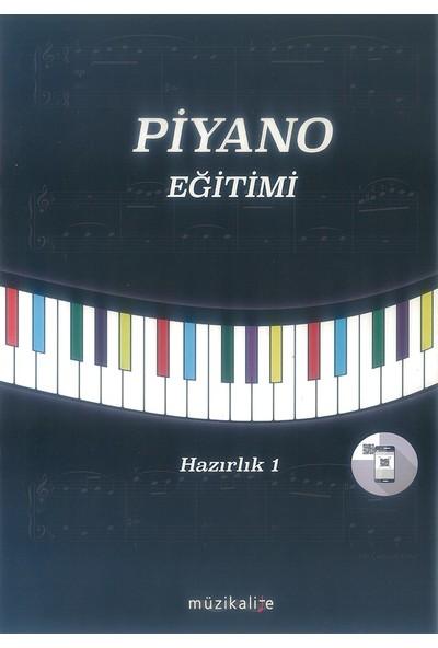 Piyano Eğitimi Hazırlık 1 - Elvan Gezek Yurtalan