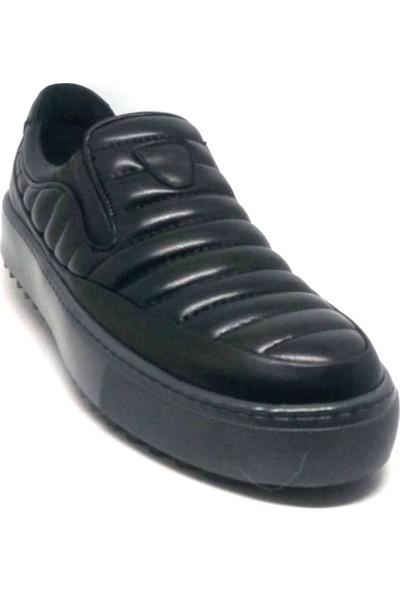 CNT Handmade 208-5823 Erkek Ayakkabı Siyah